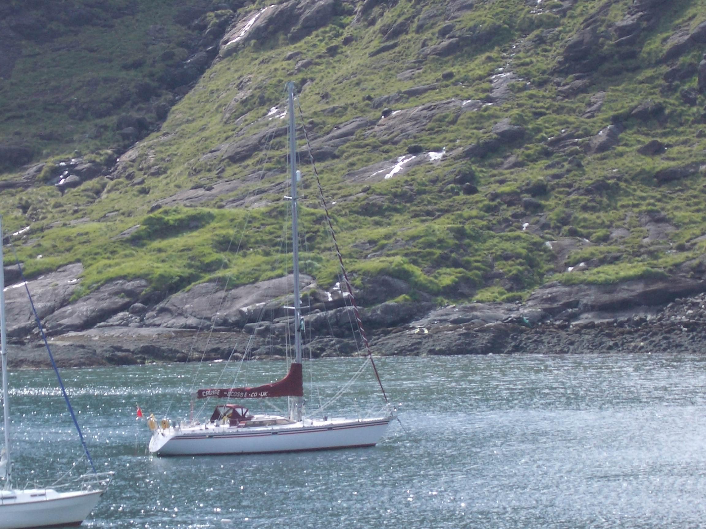 anchored_at_loch_scavaig
