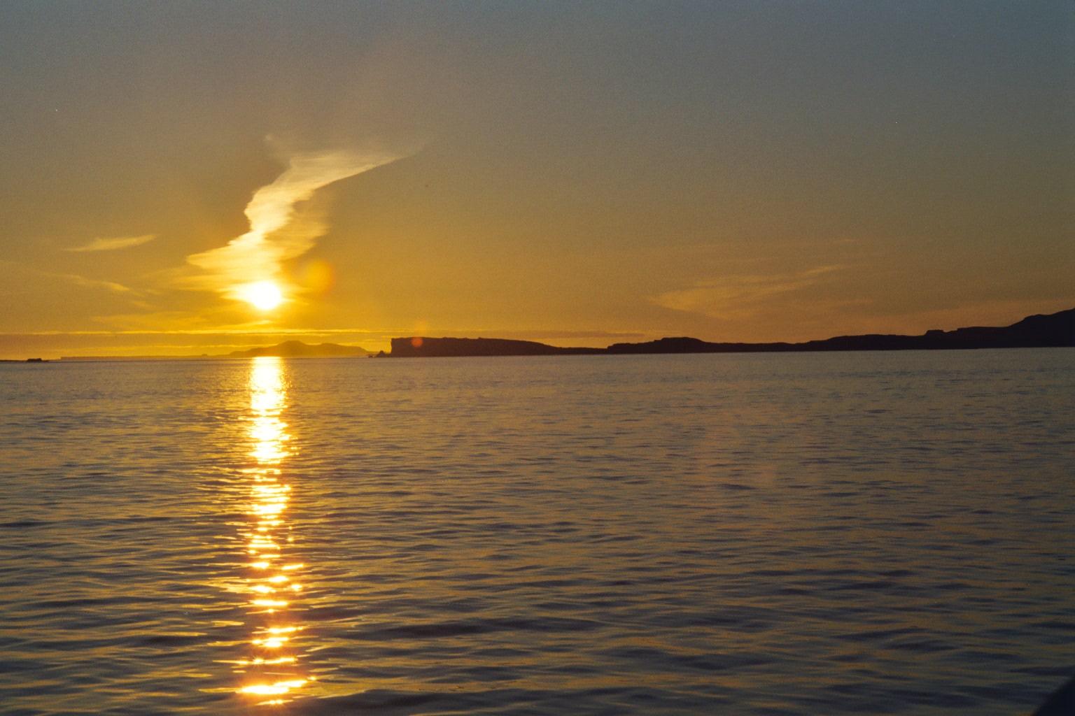 sunset_loch_na_keal
